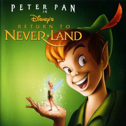 Return to Never Land 声带 (Joel McNeely) - CD封面