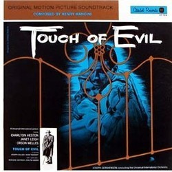 Touch of Evil Bande Originale (Henry Mancini) - Pochettes de CD