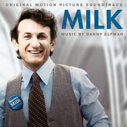 Milk 聲帶 (Various Artists, Danny Elfman) - CD封面
