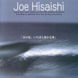 A Scene at the Sea Soundtrack (Joe Hisaishi) - CD cover