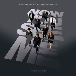Now You See Me Bande Originale (Various Artists, Brian Tyler) - Pochettes de CD
