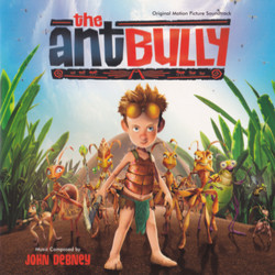The Ant Bully Bande Originale (John Debney) - Pochettes de CD