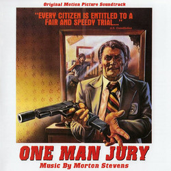 One Man Jury Soundtrack (Morton Stevens) - Car�tula