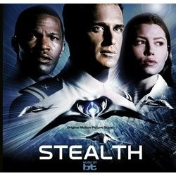 Stealth Soundtrack ( BT) - CD cover