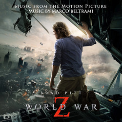 World War Z Soundtrack (Marco Beltrami) - CD cover