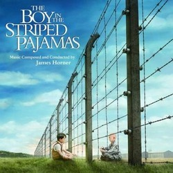 The Boy in the Striped Pajamas Soundtrack (James Horner) - Carátula