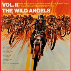 The Wild Angels, Vol. II Soundtrack (Mike Curb) - CD cover