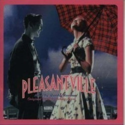 Pleasantville Soundtrack (Randy Newman) - CD-Cover