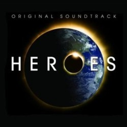 Heroes 声带 (Various Artists, Lisa Coleman, Wendy Melvoin) - CD封面