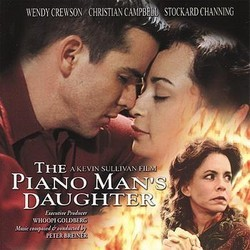 The Piano Man's Daughter Soundtrack (Peter Breiner) - CD cover