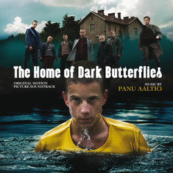 The Home of Dark Butterflies Colonna sonora (Panu Aaltio) - Copertina del CD