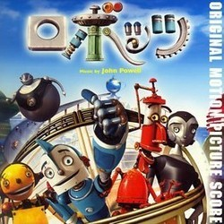 ロボッツ Soundtrack  (John Powell) - CD cover