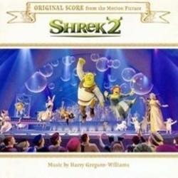 Film Music Site Shrek 2 Soundtrack Harry Gregson Williams Promotional 2004