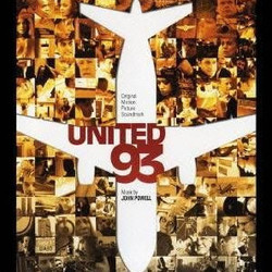United 93 Soundtrack (John Powell) - CD cover