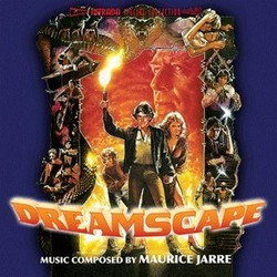 Dreamscape Soundtrack (Maurice Jarre) - CD cover