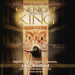 One Night with the King Soundtrack (J.A.C. Redford) - Carátula