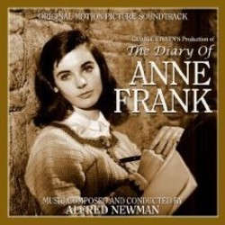 Film music site the diary of anne frank soundtrack for Anne frank musical