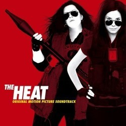 The Heat Soundtrack  (Various Artists) - CD cover