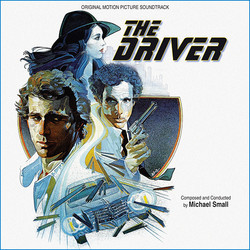 Black Widow / The Star Chamber / The Driver Soundtrack (Michael Small) - CD cover