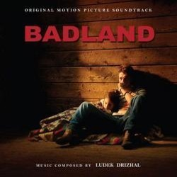 Badland Soundtrack (Ludek Drizhal) - CD cover