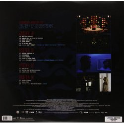 Only God Forgives Soundtrack (Cliff Martinez) - CD Back cover