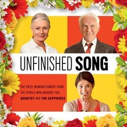 Unfinished Song Soundtrack (Various Artists) - CD cover
