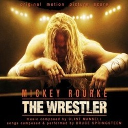 The Wrestler 声带 (Various Artists) - CD封面