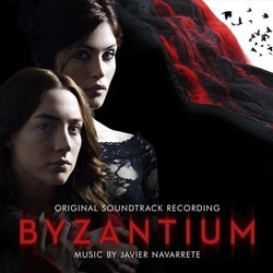 Byzantium Soundtrack (Javier Navarrete) - CD cover