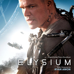 Elysium Soundtrack (Ryan Amon) - CD cover