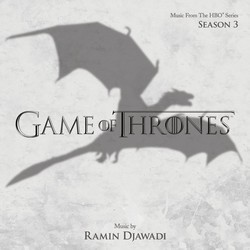 Game Of Thrones: Season 3 Soundtrack (Ramin Djawadi) - CD cover