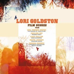 Lori Goldston Film Scores Soundtrack (Lori Goldston) - CD cover
