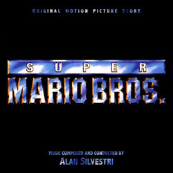 Super Mario Bros. Soundtrack (Alan Silvestri) - Car�tula