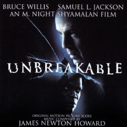 Unbreakable Soundtrack (James Newton Howard) - CD-Cover