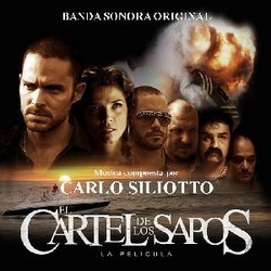 El Cartel de los Sapos Soundtrack  (Carlo Siliotto) - CD cover