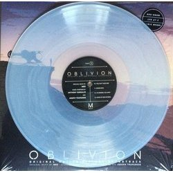 Oblivion Colonna sonora (Anthony Gonzalez,  M.8.3, Joseph Trapanese) - cd-inlay