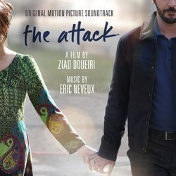 The Attack Soundtrack (Eric Neveux) - CD cover