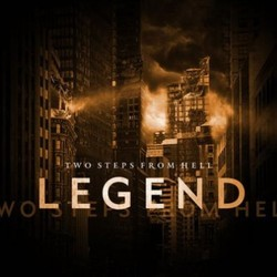 Legend Soundtrack (Thomas Bergersen, Nick Phoenix) - CD cover