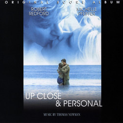 Up Close & Personal Soundtrack (Thomas Newman) - Car�tula
