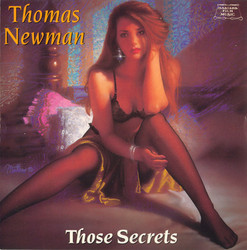 Those Secrets Soundtrack (Thomas Newman) - Car�tula