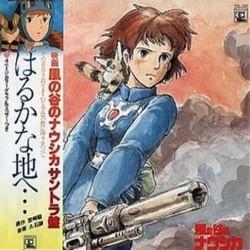 Film Music Site 風の谷のナウシカ Soundtrack Joe Hisaishi