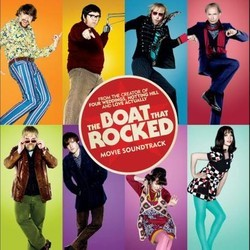 The Boat that Rocked Soundtrack (Various Artists) - Car�tula