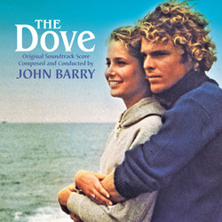The Dove Soundtrack (John Barry) - CD cover