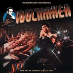 The Idolmaker Soundtrack (Jeff Barry) - CD cover