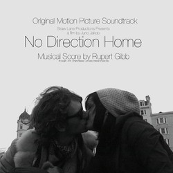 No Direction Home Soundtrack (Rupert Gibb) - CD cover