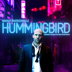 Hummingbird Soundtrack (Dario Marianelli) - CD cover