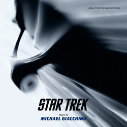 Star Trek Soundtrack (Michael Giacchino) - Carátula