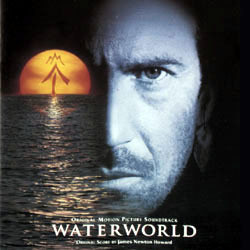 Waterworld Soundtrack (James Newton Howard) - Carátula