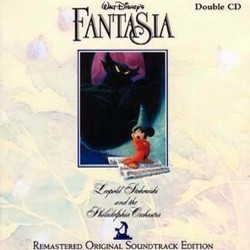 Fantasia 声带 (Various Artists) - CD封面