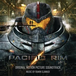 Pacific Rim Soundtrack (Ramin Djawadi) - CD cover