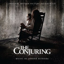 The Conjuring Soundtrack (Joseph Bishara) - CD cover